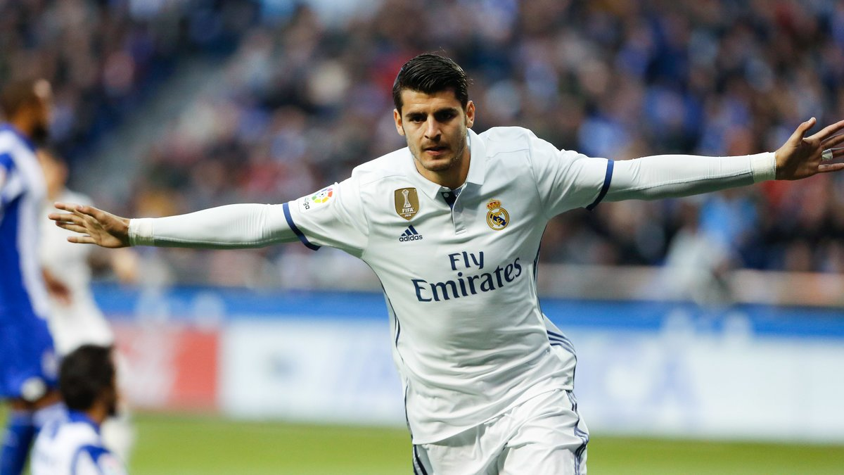 Alvaro Morata signe à Chelsea (officiel) — Real Madrid