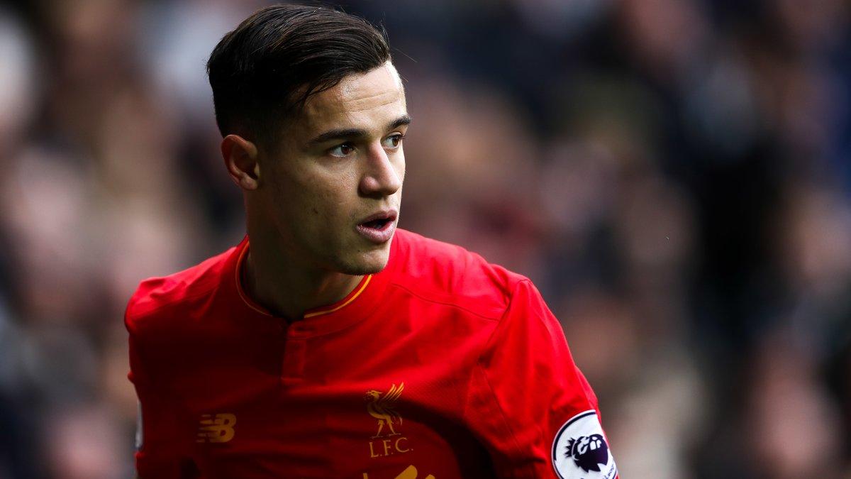 Coutinho, 125 M€ refusés — Liverpool
