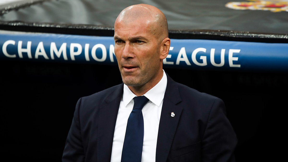 Zidane évoque le cas Mbappé — Mercato