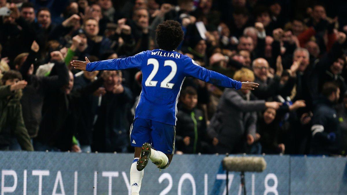 Chelsea : Willian bientôt sur le marché ?