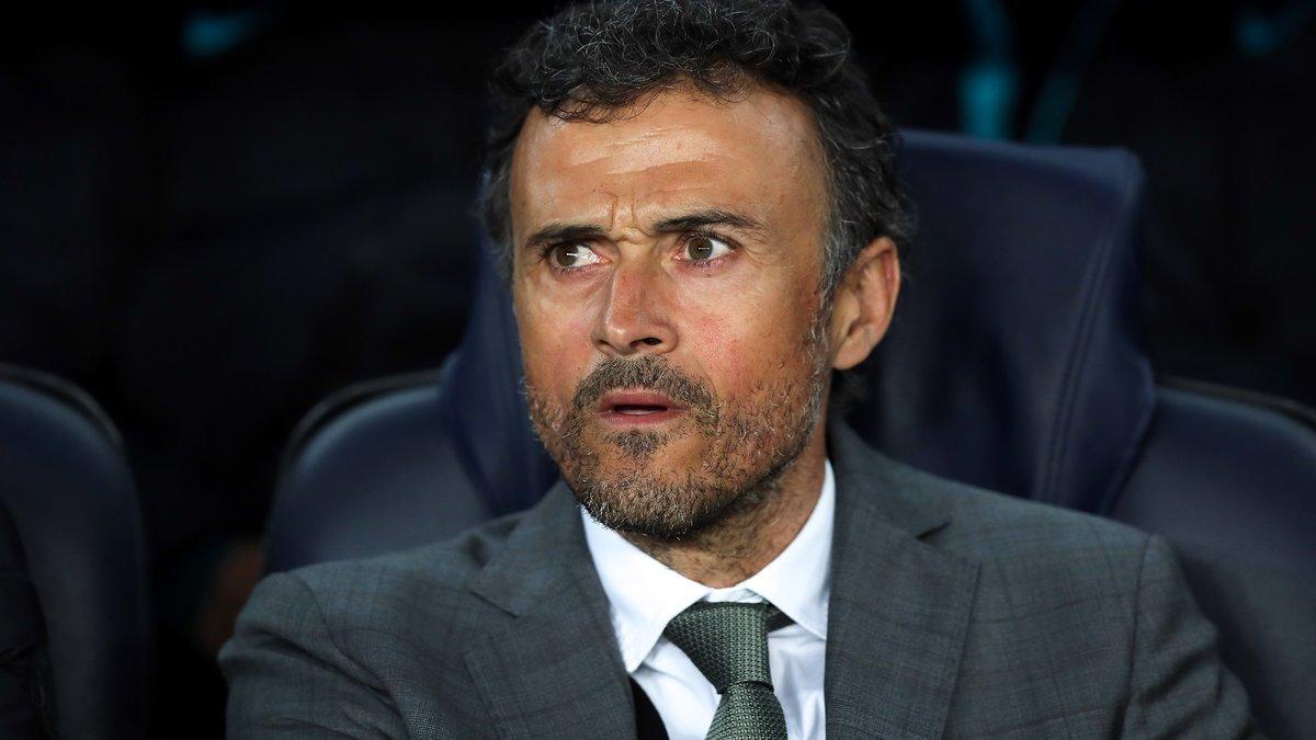 PSG - Mercato : Ce qui bloque la piste Luis Enrique