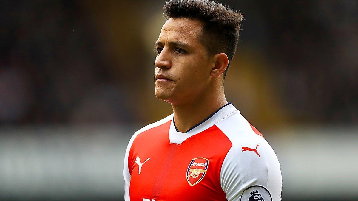 Arsenal compte offrir 16,5M€ par an à Alexis Sanchez (Telegraph)