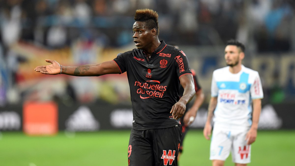 Nice : signature imminente pour Balotelli
