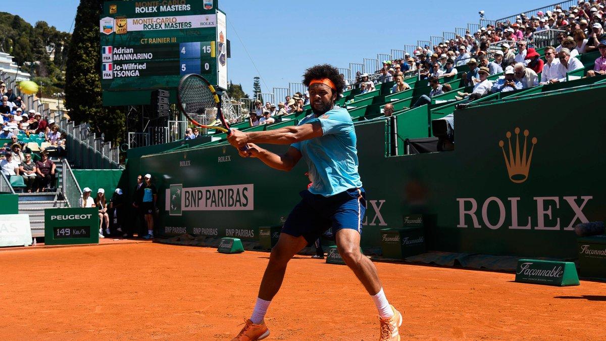 Tsonga en finale de l'ATP 250 de Lyon
