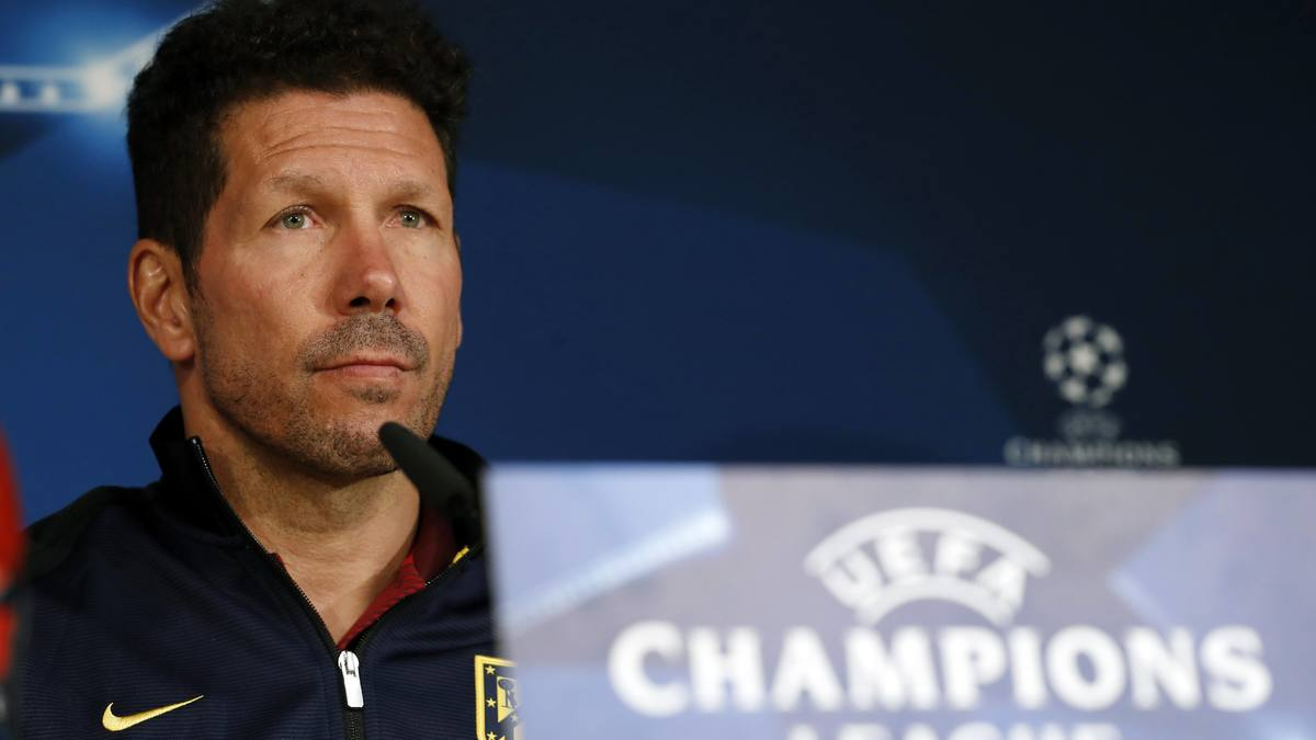 Diego Simeone ne sera pas le prochain entraîneur du PSG