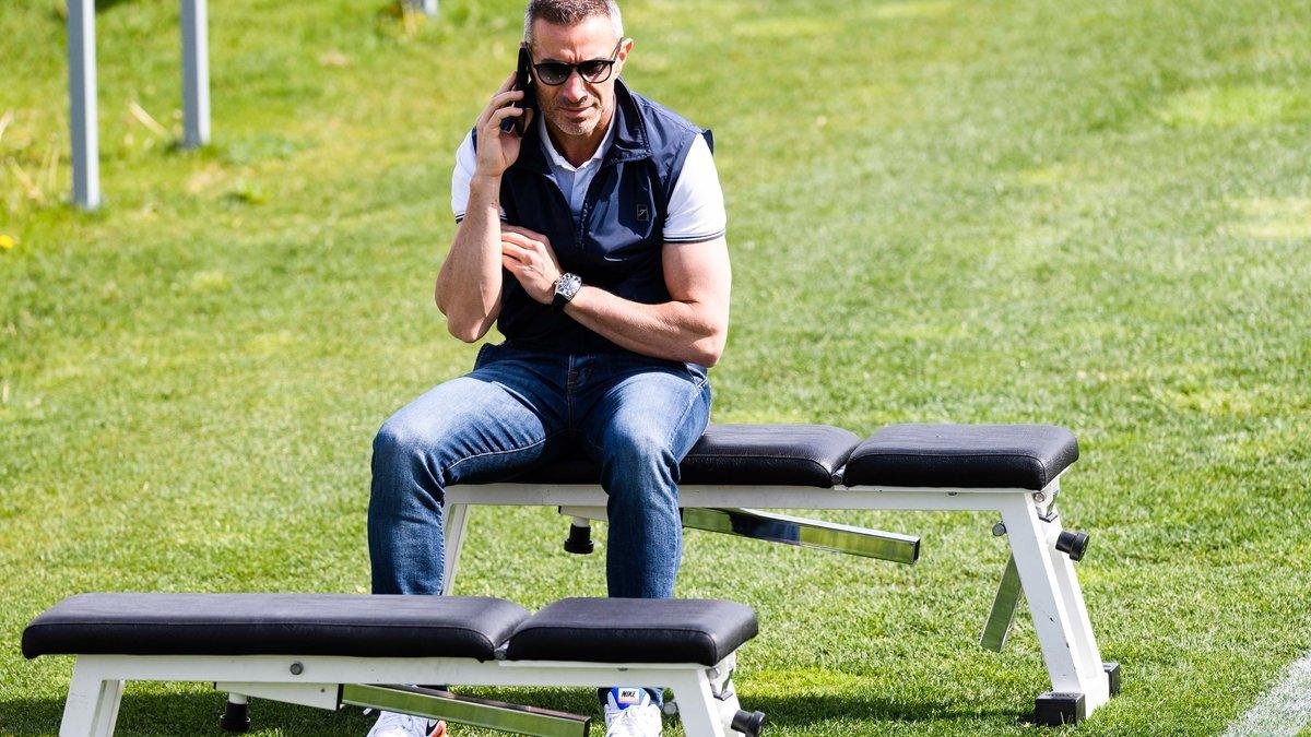 Henrique veut devenir le roi du sportif à Paris — PSG