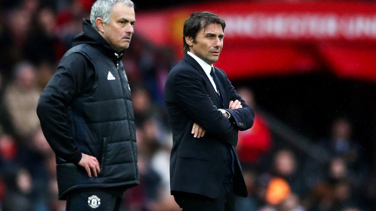 José Mourinho envoie une pique à Antonio Conte