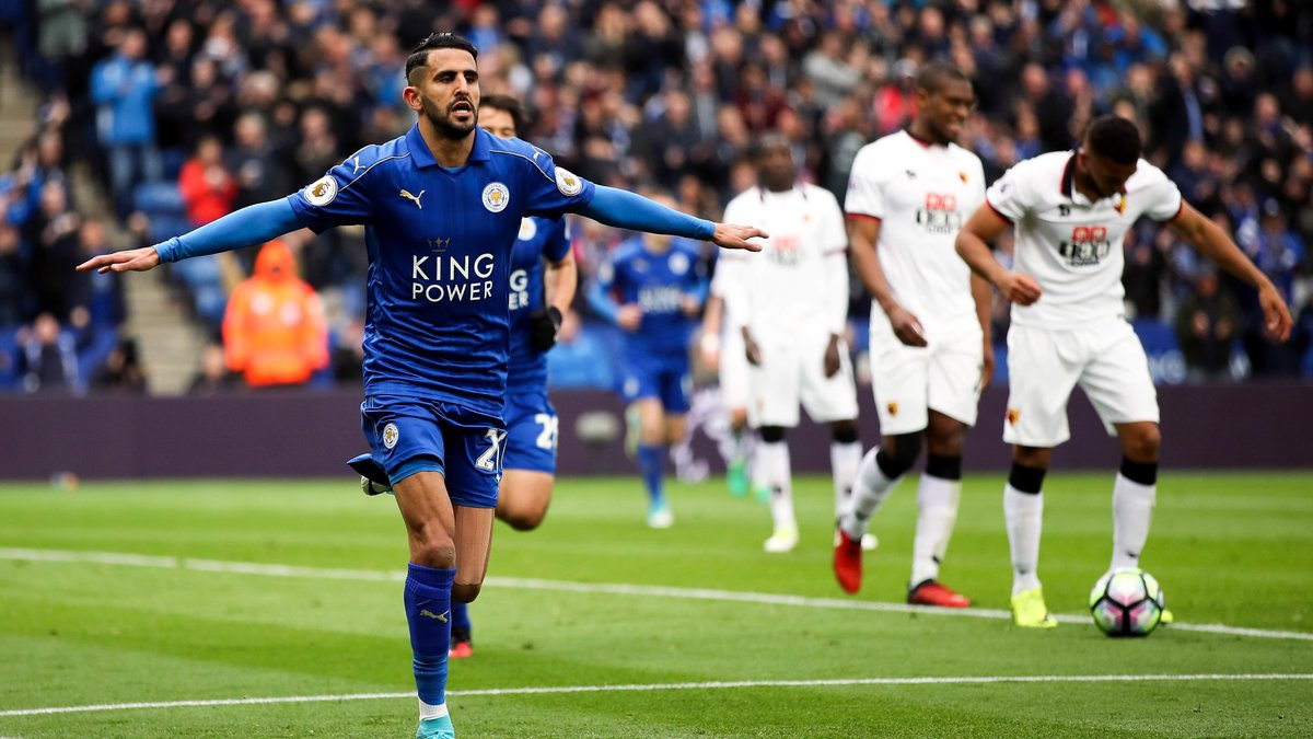 Mahrez officialise son envie de quitter Leicester — Mercato