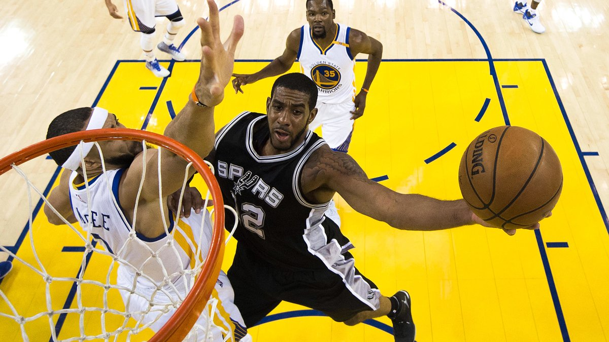 NBA : LaMarcus Aldridge prolonge aux Spurs