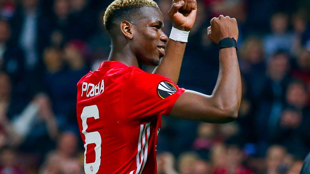 Manchester United : L'incroyable hommage de José Mourinho à Paul Pogba