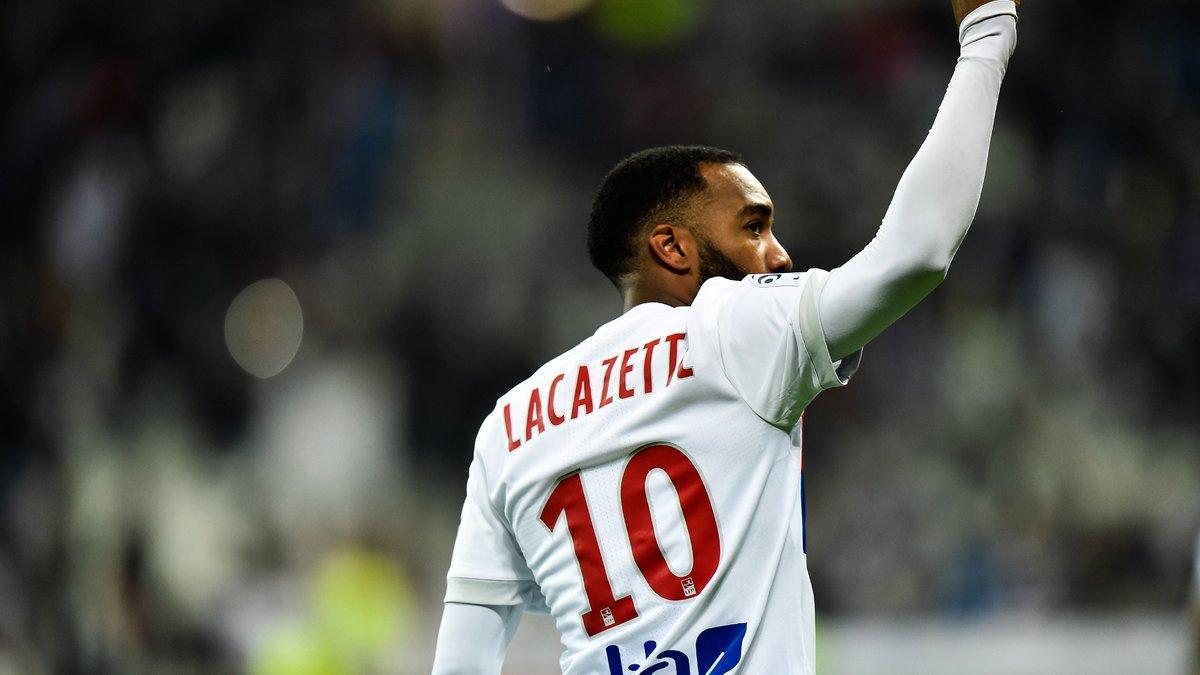 OL : Le départ de Lacazette vers Arsenal en passe d