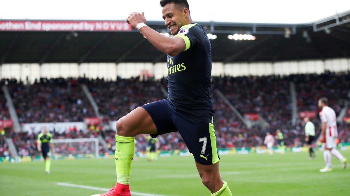 PSG : Thierry Henry prend position pour Alexis Sanchez