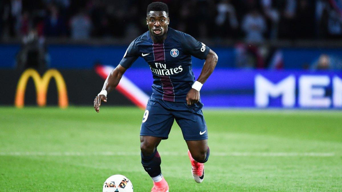 La Juventus Turin songe à l'Ivoirien — Afrique Serge Aurier