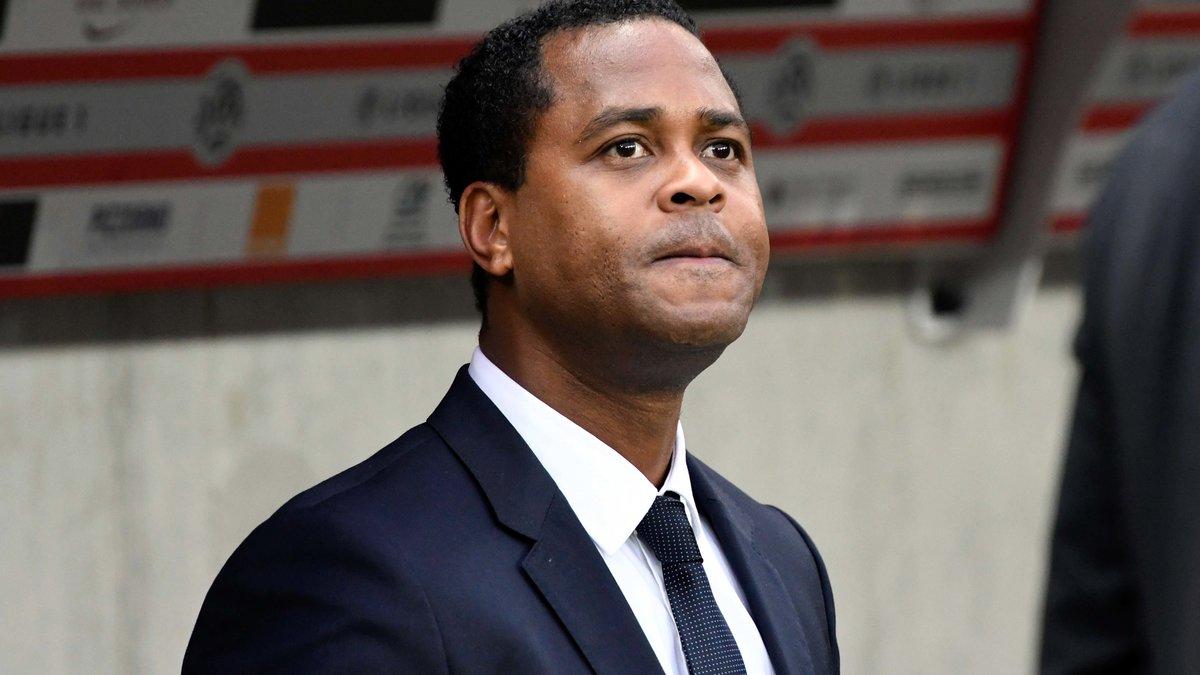 Accusé d'avoir éjecté Kluivert, Emery s'emporte — PSG