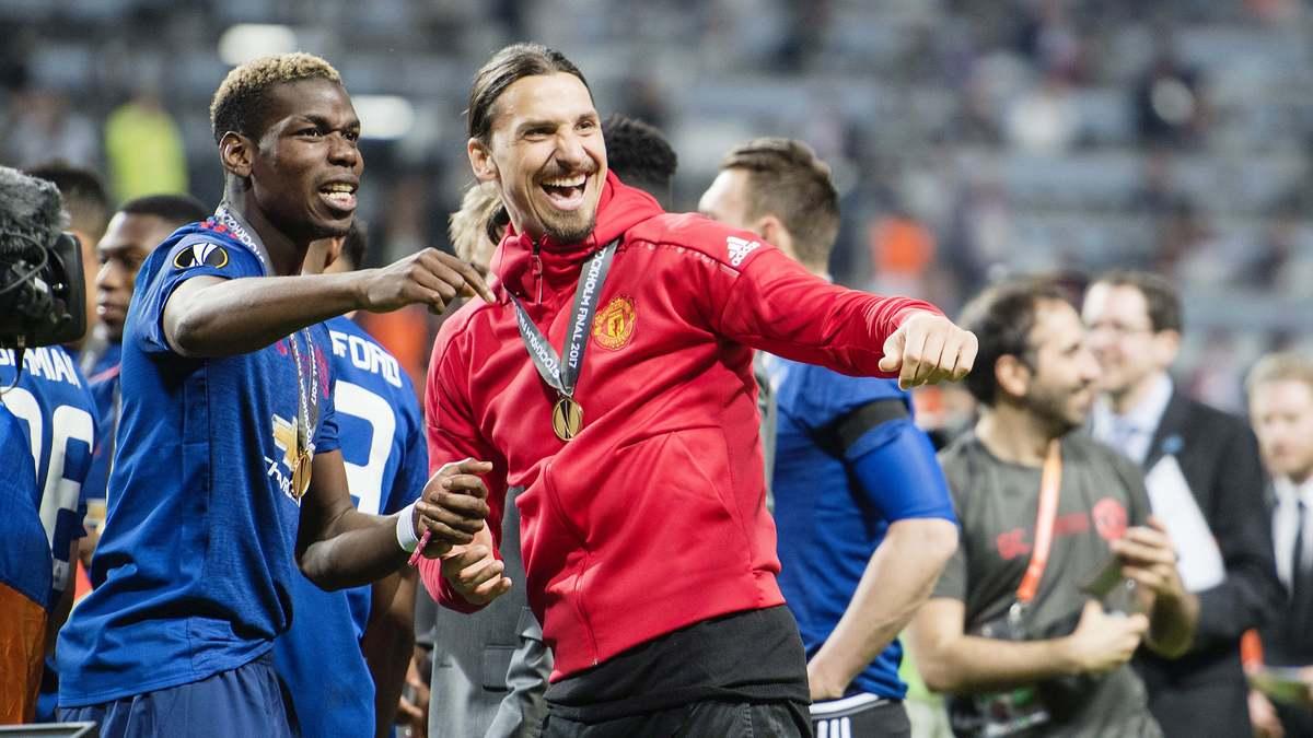 Manchester United : Les regrets de José Mourinho pour Zlatan Ibrahimovic