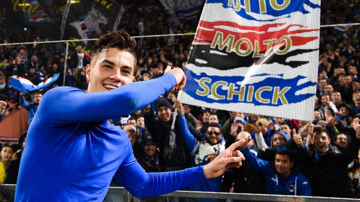 Schick, un transfert à 30M € capote — Juventus