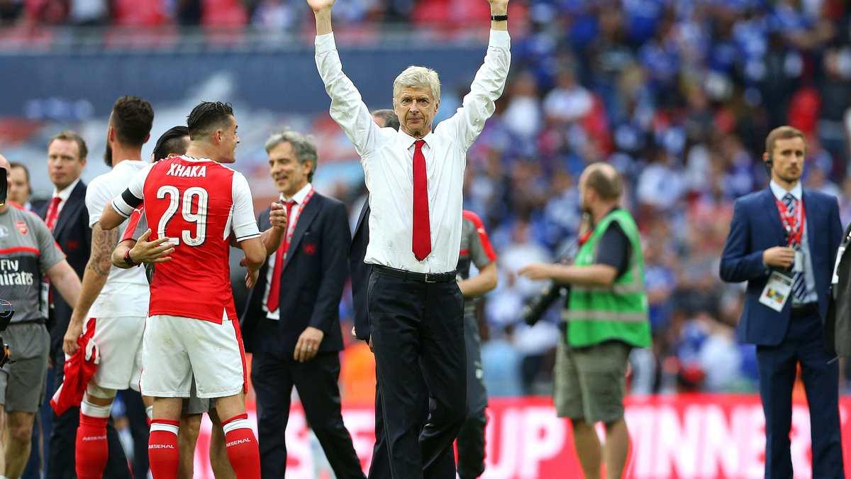 Arsenal communiquera mercredi après-midi — Wenger