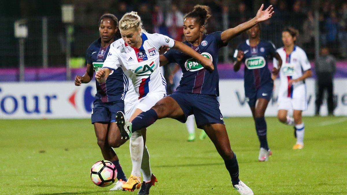 Comment les clubs français sont devenus une référence en Europe — Foot féminin