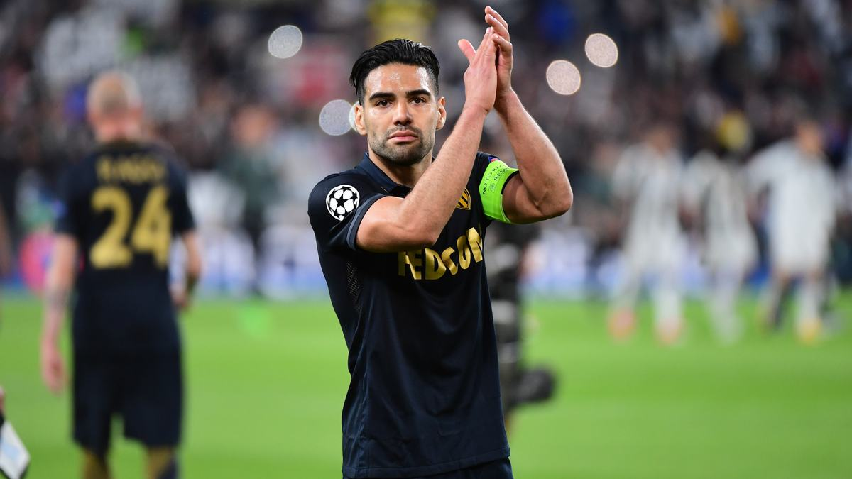 AS Monaco : Radamel Falcao prolonge jusqu'en 2020