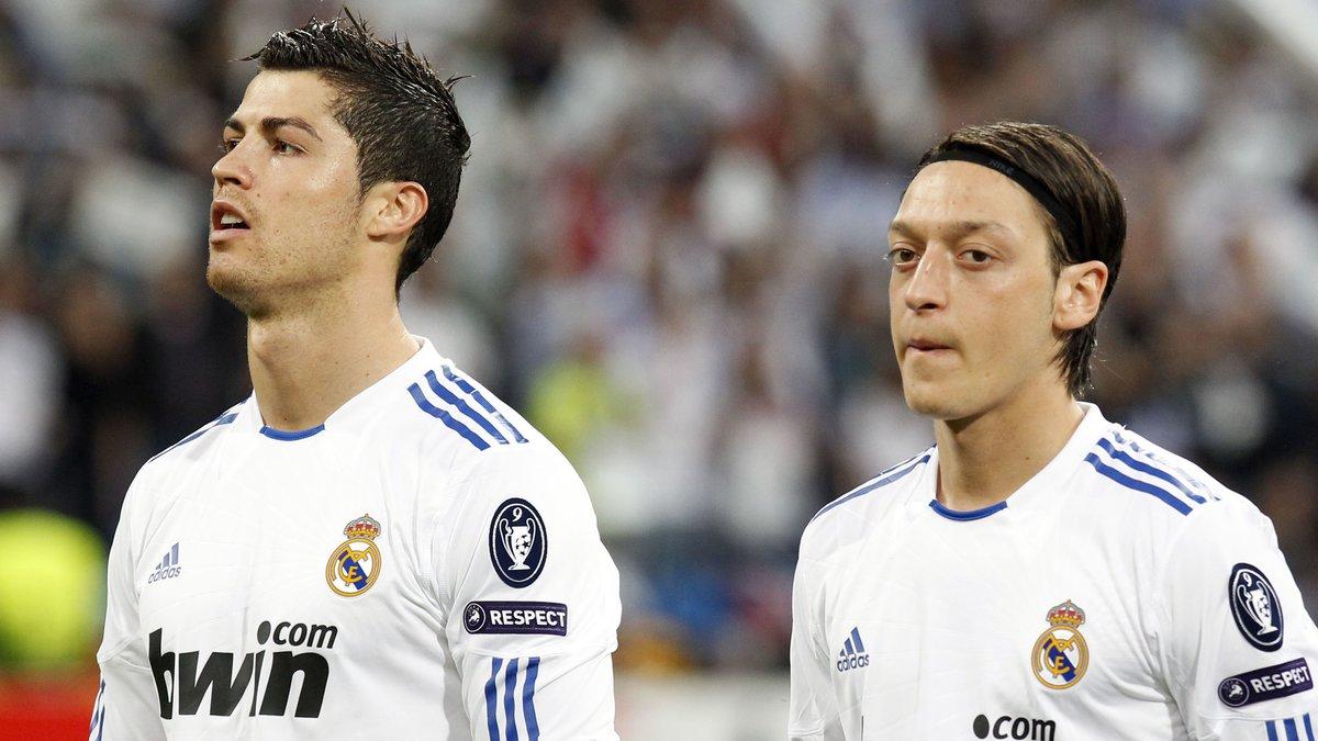 Ronaldo özil