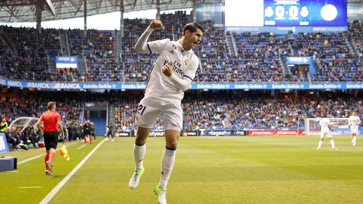 60 M€ refusés pour Morata — Real