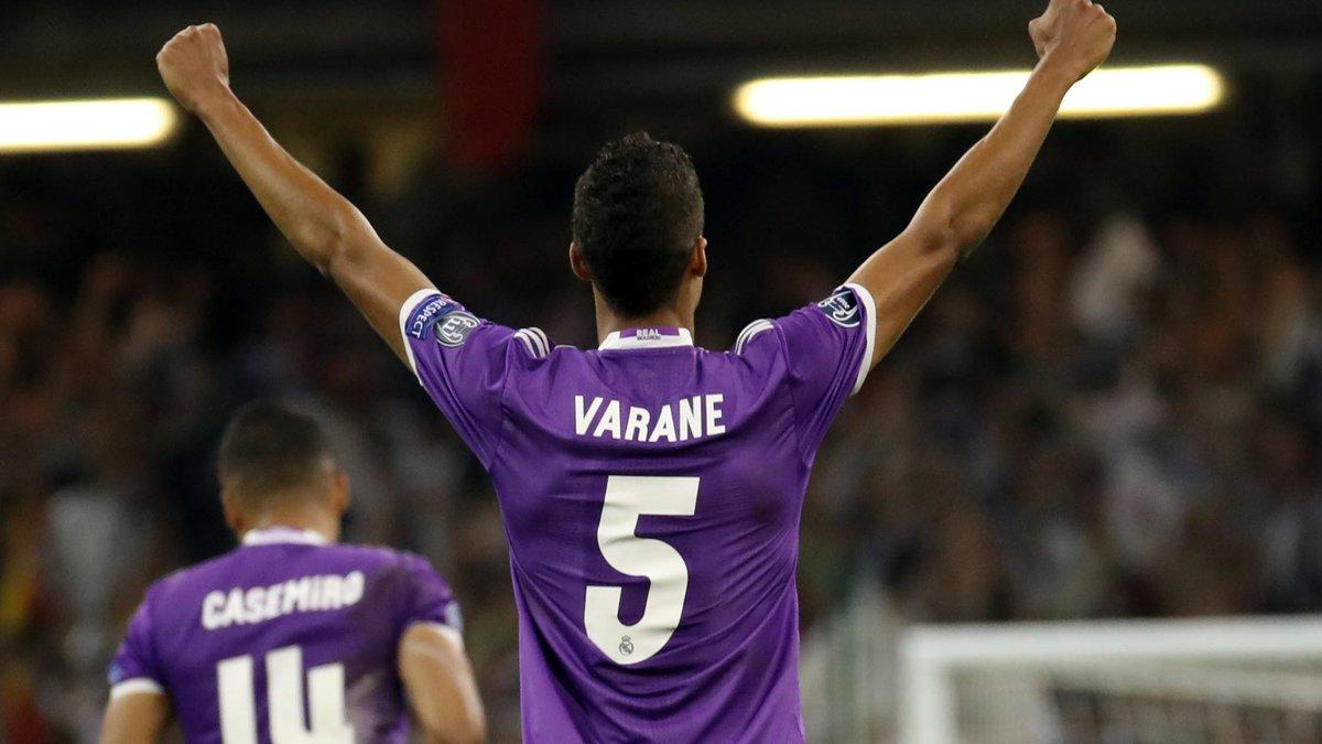 Varane verrait bien Zidane sur le banc des Bleus — Real Madrid