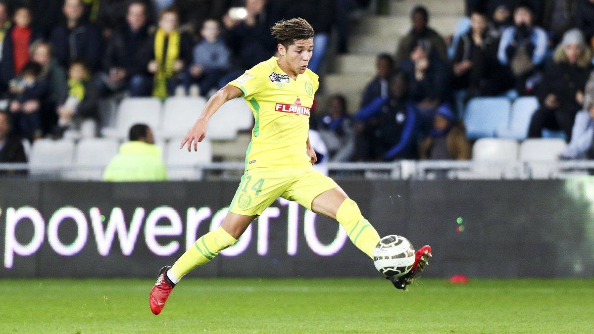 Schalke 04 vise Amine Harit au mercato — Nantes