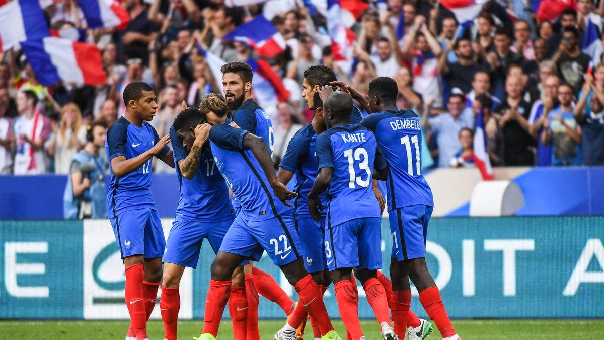 France/Angleterre : Les notes des Bleus