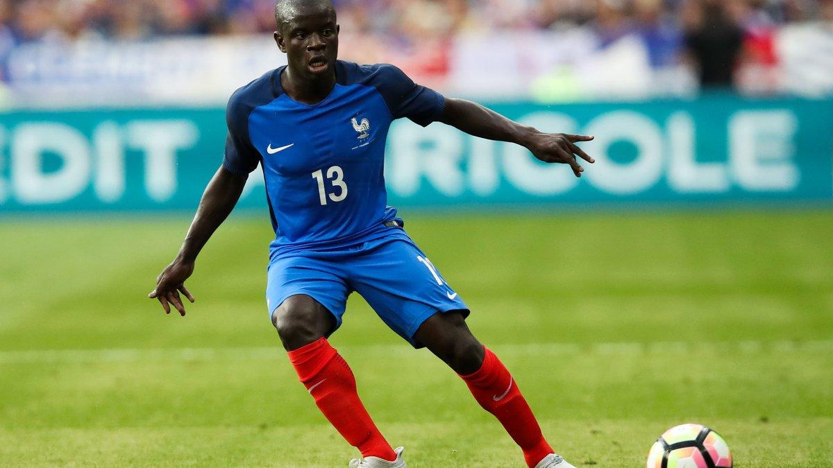Pourquoi N'Golo Kanté n'a pas choisi le PSG — Chelsea