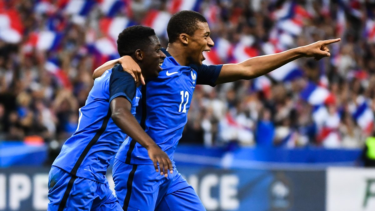 Kylian Mbappé veut quitter Monaco — Transfert