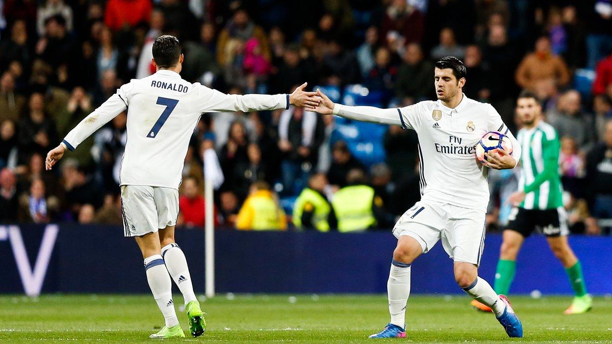 Perez défend avec ferveur Ronaldo et assure qu'il veut le garder