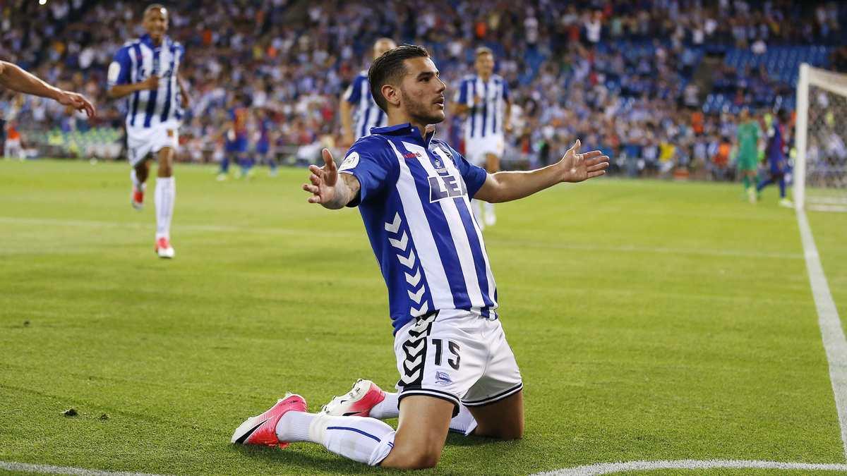 Mercato Real: Le communiqué de l'Atlético qui égratigne Théo Hernandez