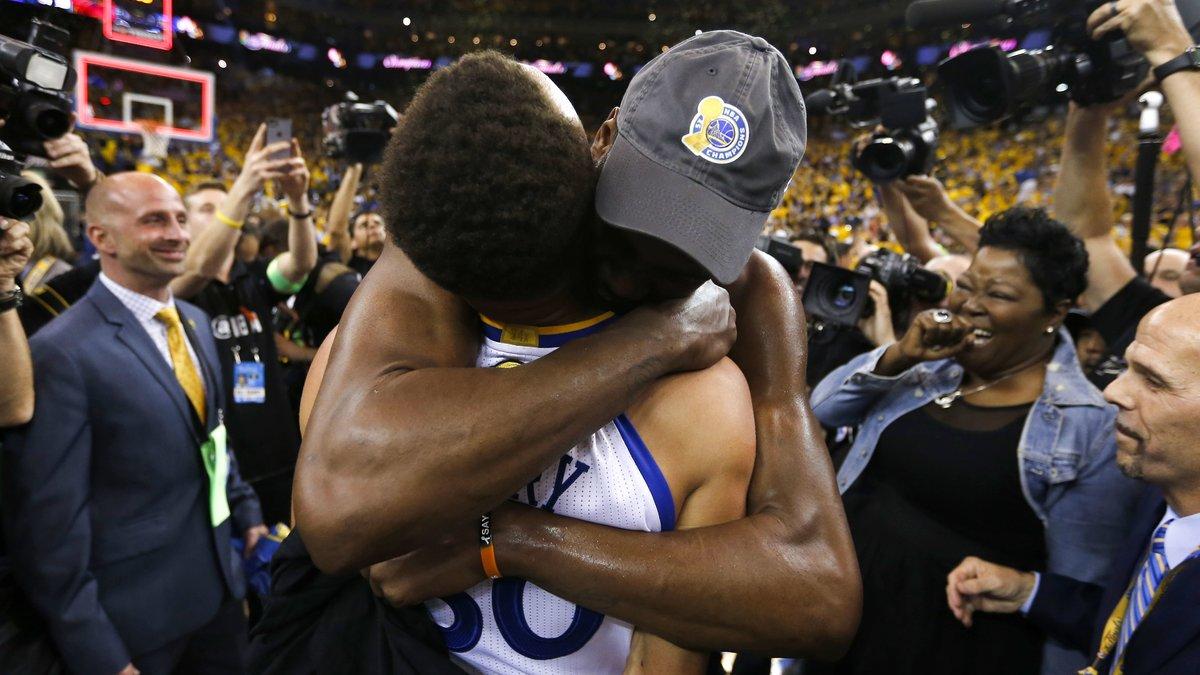 Golden State remporte le 5e titre de son histoire — NBA