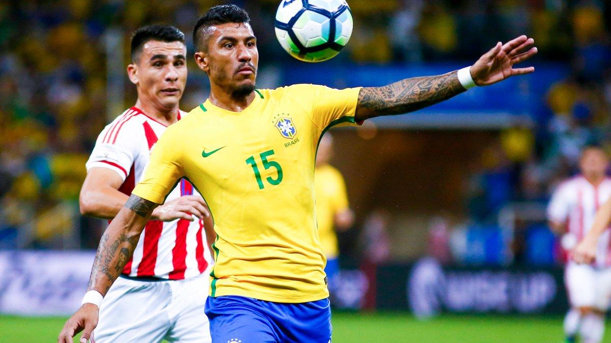 Officiel - Paulinho va rejoindre le Barça !