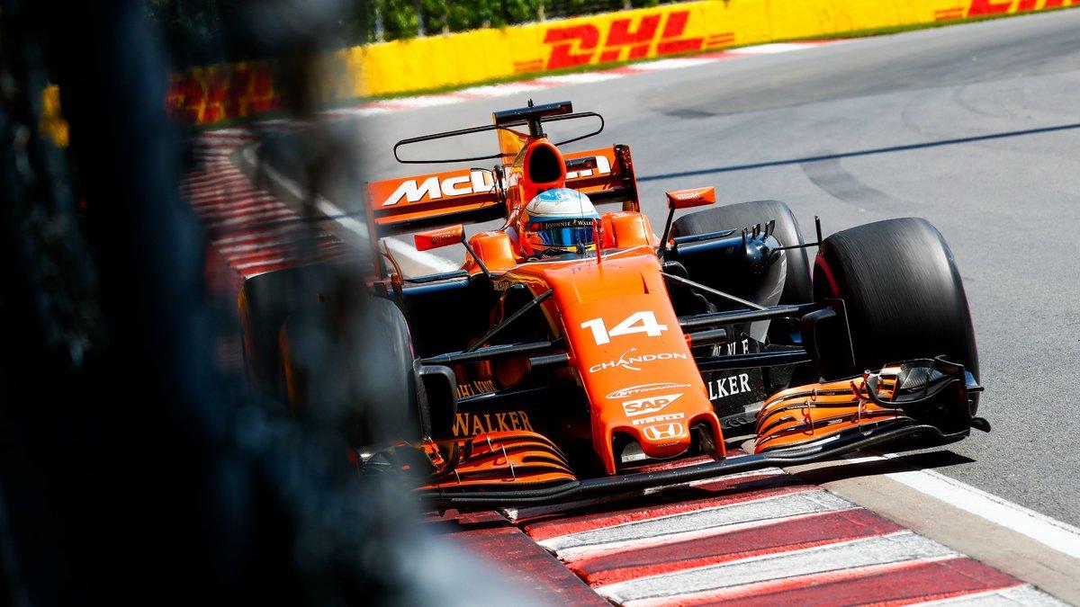 GP d'Azerbaïdjan: Alonso et Vandoorne pénalisés de 15 places sur la grille