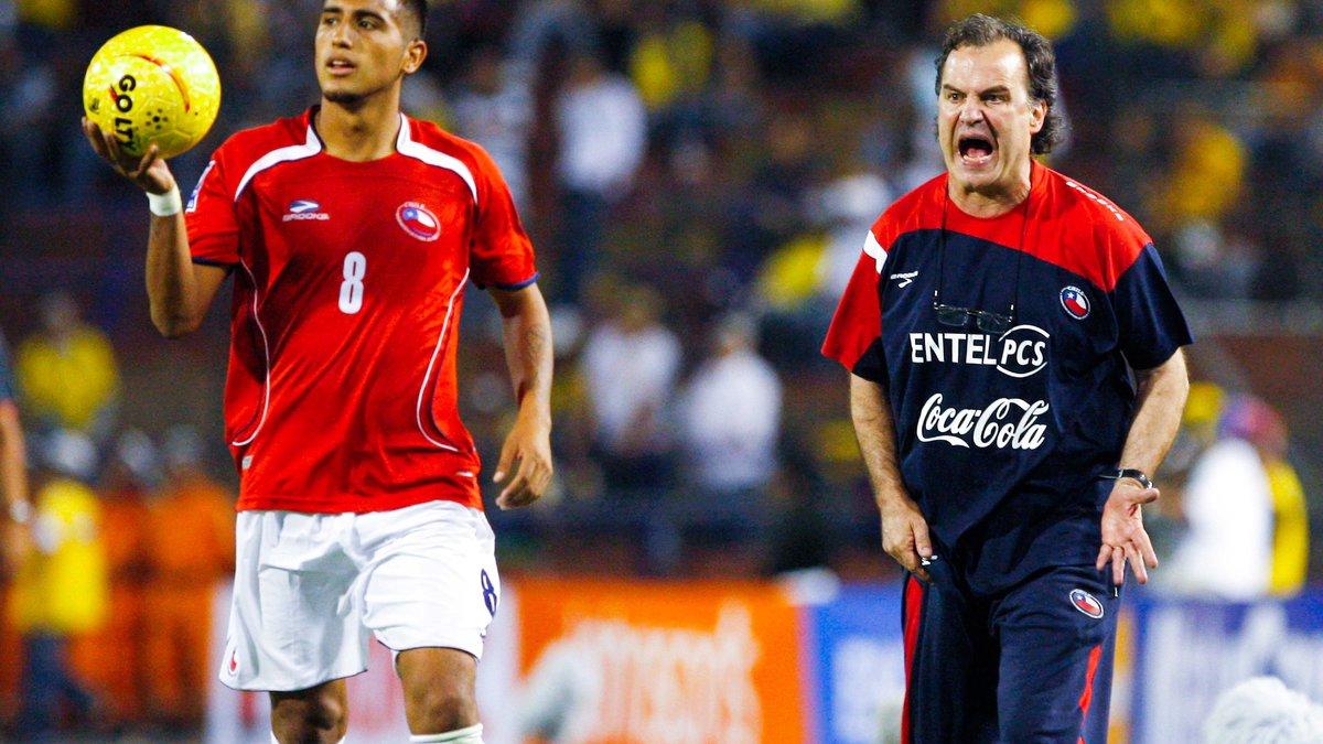 Vidal s'en prend à Bielsa — Chili