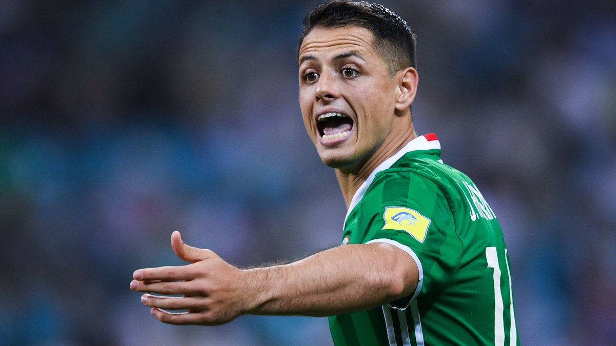 Accord pour le transfert de Chicharito — West Ham