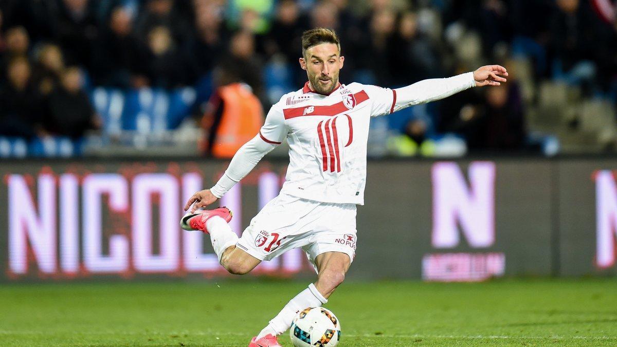 Le Brésilien Thiago Maia attendu à Lille vendredi