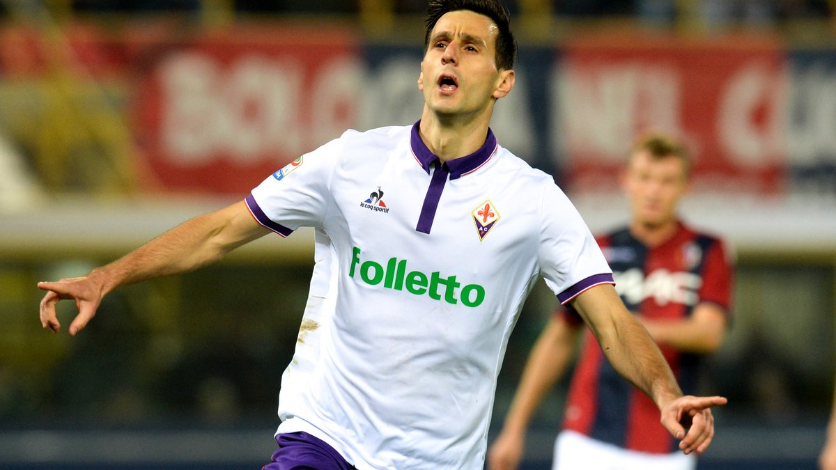 Nikola Kalinic a séché l'entraînement — Fiorentina