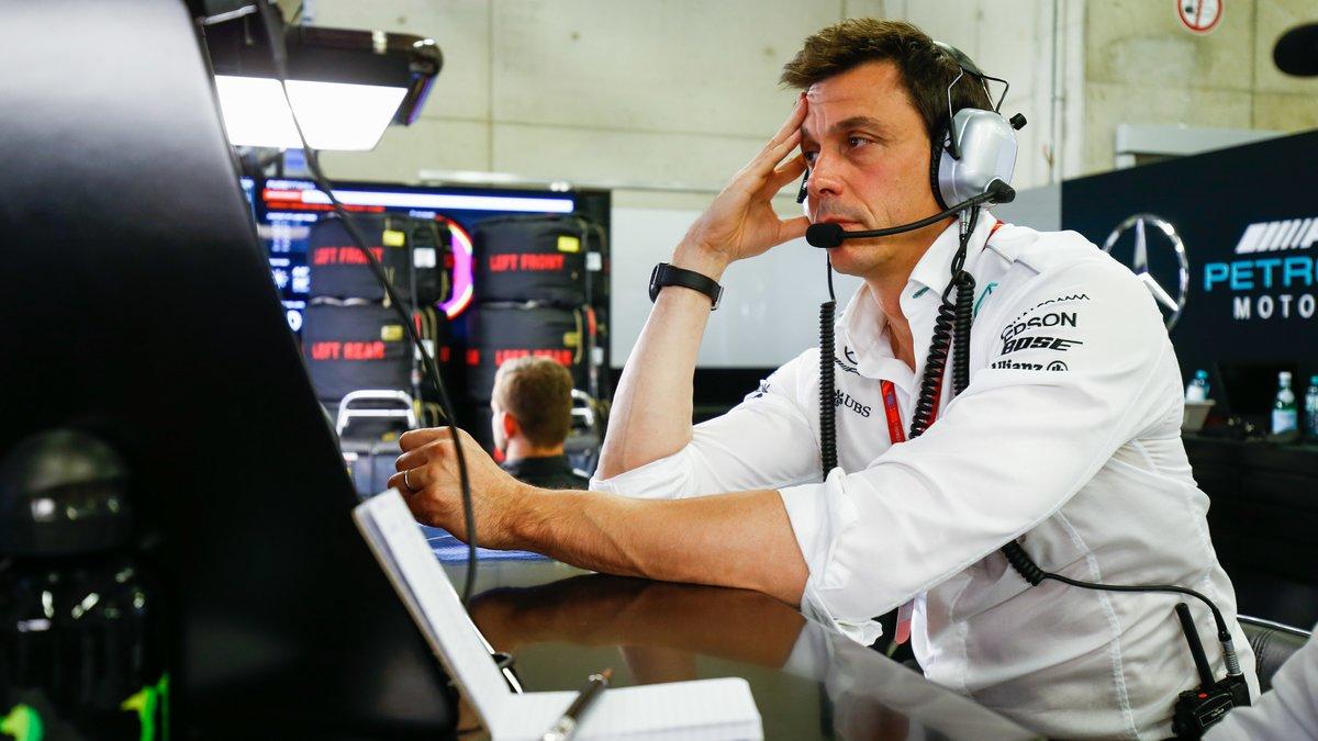 Bottas et Hamilton bluffés par la vitesse