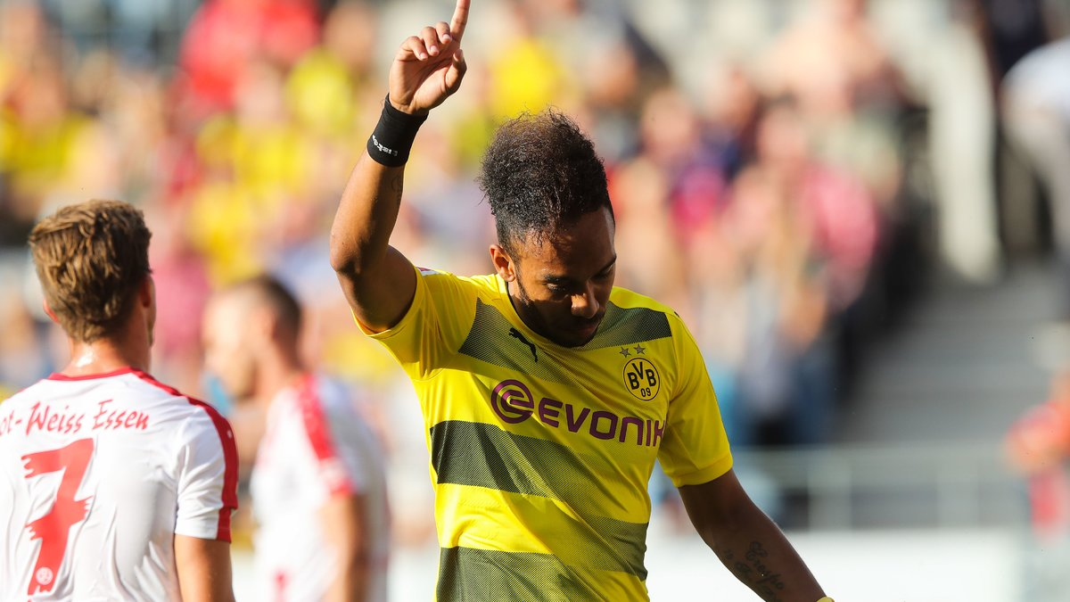 Aubameyang confirme une offre chinoise — Dortmund