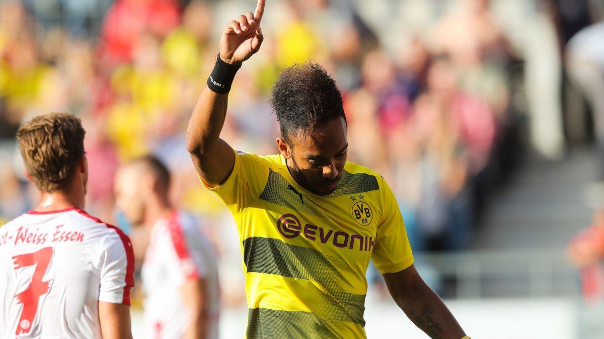 Le feuilleton Aubameyang est terminé — Mercato / Dortmund