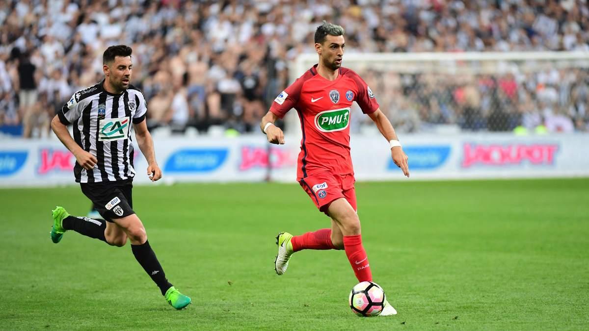 L'Inter veut Pastore, le PSG demande un gros transfert