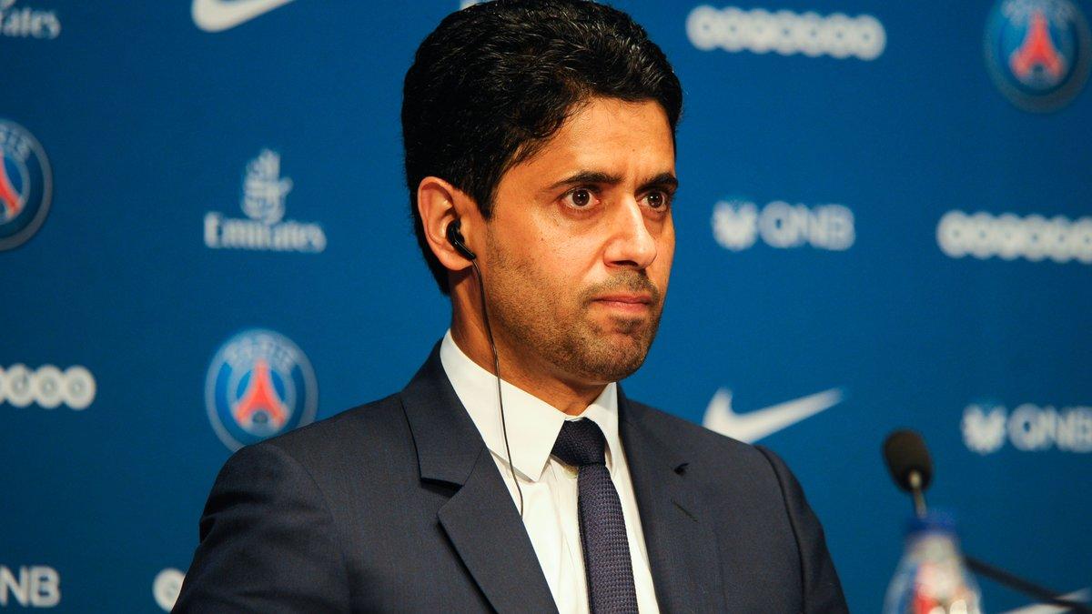 Quand Guillaume Hoarau taquine Nasser Al-Khelaïfi — PSG