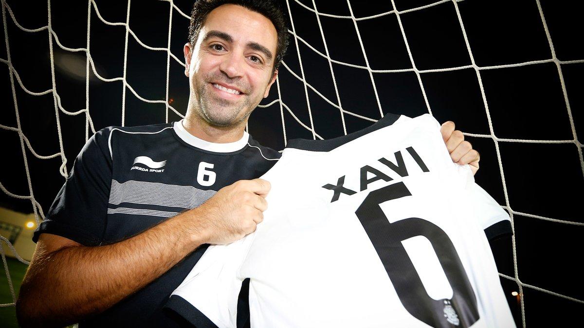 Xavi vise le poste de sélectionneur — Qatar