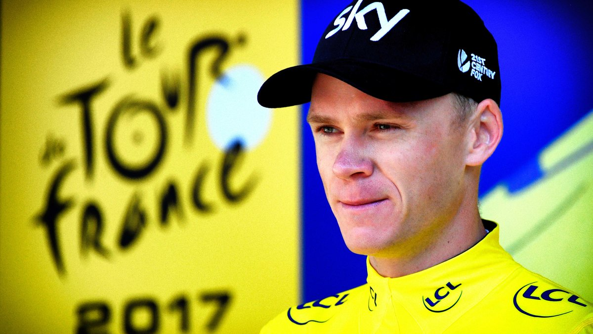 Chris Froome remporte son quatrième Tour de France !