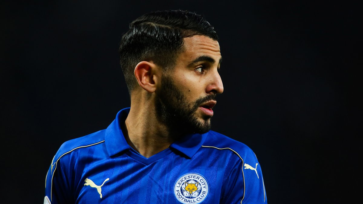 Vers un accord Leicester/AS Rome — Mahrez