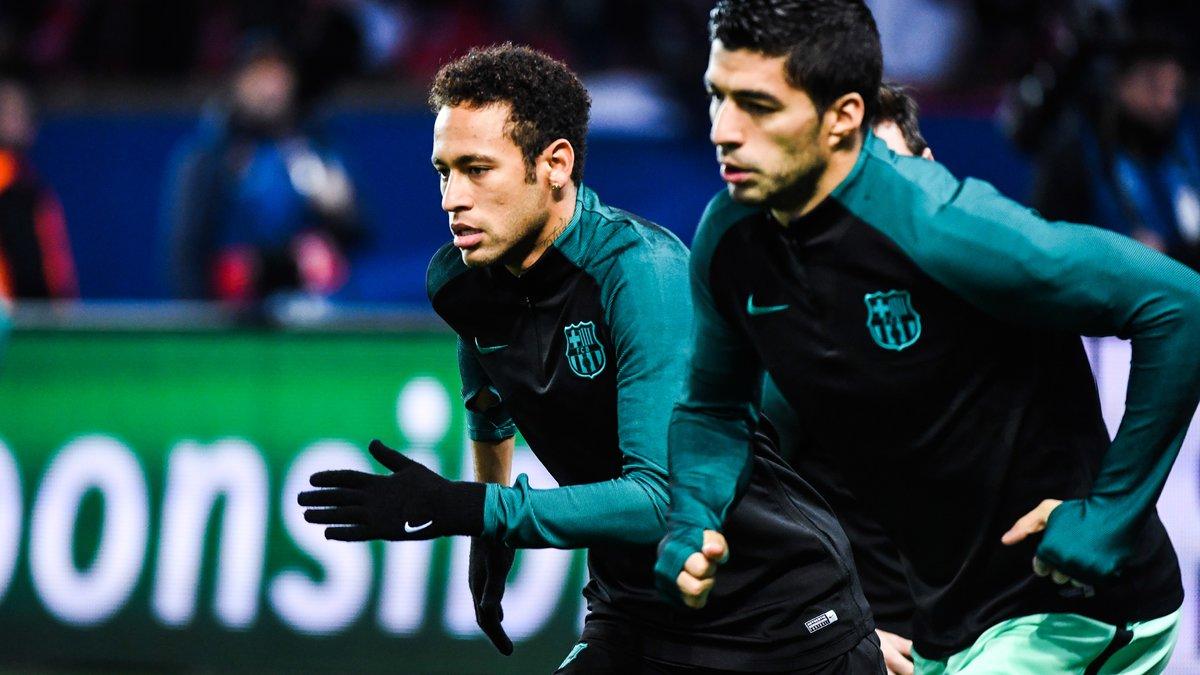 Amical : La faute grossière d'Edinson Cavani sur Neymar [Vidéo]