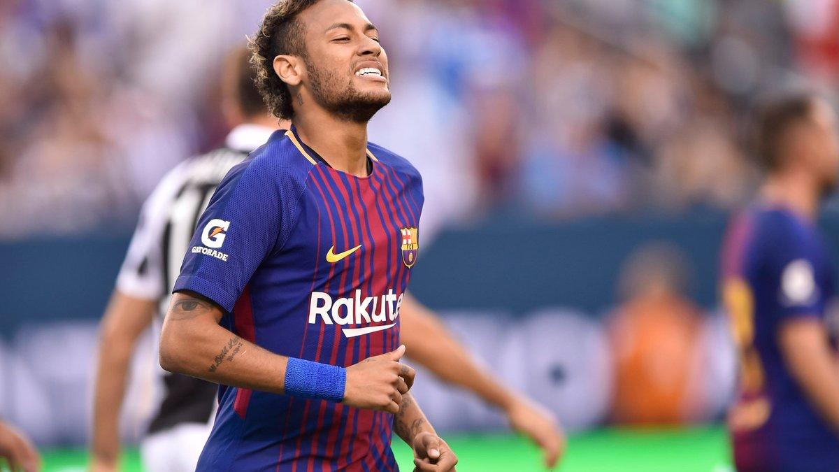 Barcelone confirme que Neymar veut quitter le club