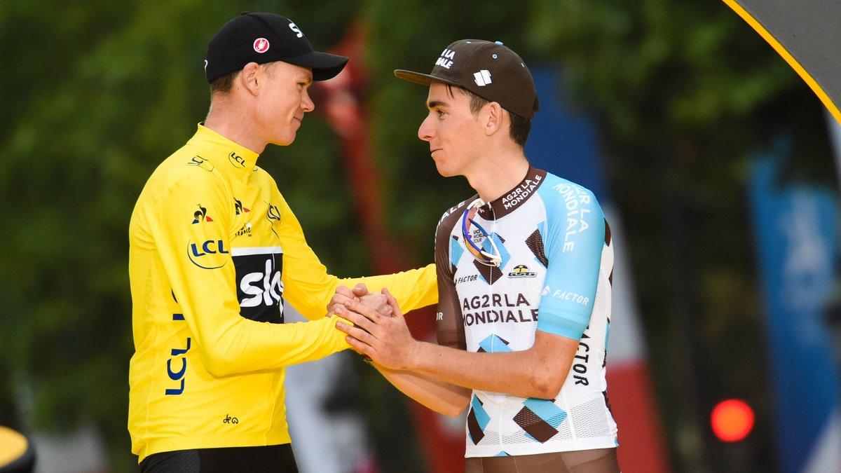 Froome vise le doublé Tour - Vuelta